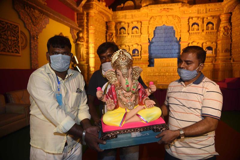 Patna gears up for Ganesh festival