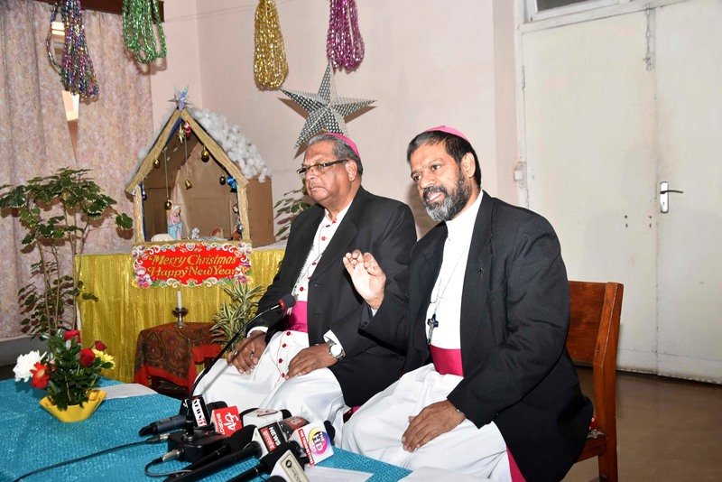 Christmas celebration in Ranchi