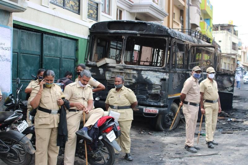 Violence in Bengaluru