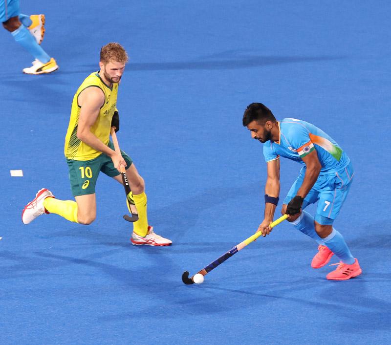 India in Olympics: Day Three