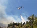Turkey battles massive wildfires