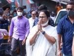 West Bengal CM Mamata Banerjee files nomination from Bhabanipur