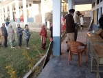 Panchayat polls underway in Himachal Pradesh's Hamirpur