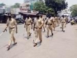 Anti-Covid lockdown in Mumbai