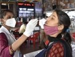 COVID-19 testing in Patna