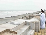 Bengal CM Mamata Banerjee visits cyclone affected Digha