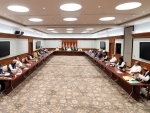 PM Modi chairing meeting with J&K political party leaders