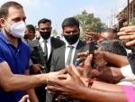 Congress MP Rahul Gandhi kicks start campaign in poll-bound Tamil Nadu