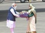 PM Modi on two-day visit to Bangladesh