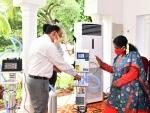 AGiMED donates AF-100 Ventilators ( HFNO) to Telangana Governor and Lt. Governor of Puducherry