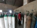 Oxygen supply in Libya