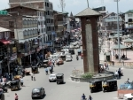 Business resume in Srinagar after COVID curfew relaxation