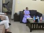 Mamata Banerjee meets Arvind Kejriwal, Sonia Gandhi in Delhi