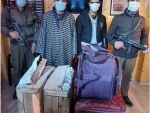 Kashmir police arrest drug peddlers