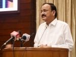 Venkaiah Naidu addresses sensitisation programme in Delhi