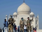 Security beefed up at Taj Mahal ahead of Republic Day
