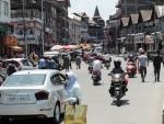 Normal business activities resumes in Srinagar