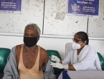 COVID-19 vaccination drive in Patna