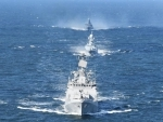 NS Tabar participate in exercise Indra Navy-21