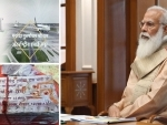 PM Modi reviews the Ayodhya development plan