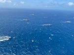 Indian Navy participates in two-day bilateral Passage Exercise with Royal Navy Carrier Strike Group