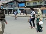 Eid shopping amid Covid-19 in Kashmir