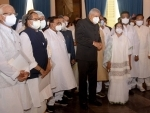 Bengal: Ministers of Mamata govt take oath