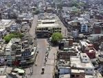 Prayagraj city remained deserted during COVID-19 lockdown