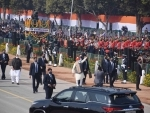 Republic Day Parade in New Delhi