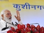 PM Modi inaugurates Kushinagar International Airport