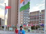 Indian boxer Manish Kaushik in Olympics