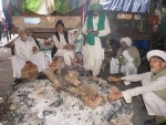 Farmers' protests continue in Singhu border