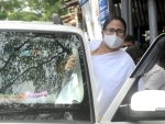 Bhabanipur bypoll: West Bengal CM Mamata Banerjee casts vote