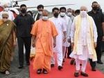 Narendra Modi inaugurates Kushinagar International Airport in UP