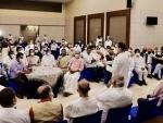 Rahul Gandhi meets opposition parties' leaders in Delhi
