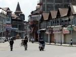 Jammu and Kashmir: Several business establishments remain closed in Srinagar