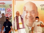 Amit Shah campaigns in Kerala