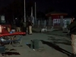 J&K Police inspect spot at Srinagar's Eidgah area where militants shot dead vendor