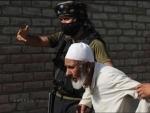Srinagar encounter: Security forces rescue aged man