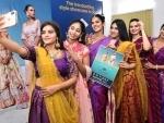 Models at curtain raiser of Hi-Life Exhibition in Hyderabad