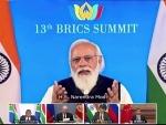 PM Modi chairs 13th BRICS Summit