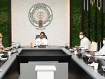 Y S Jagan Mohan Reddy reviews COVID-19 situation