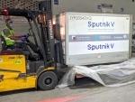 Biggest commercial consignment of Sputnik V arrives in Hyderabad