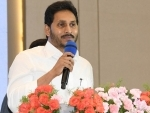 Andhra CM Jagan Mohan Reddy presents Visishta Puraskar Seva Awards