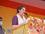 Priyanka Gandhi Vadra in Assam for poll campaign