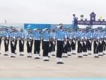Cadets participate in Combined Graduation Parade (CGP)