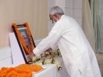Bihar CM Nitish Kumar pays tribute to Pandit Nehru