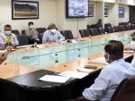Jammu and Kashmir: Manoj Sinha chairs meeting on containment measures