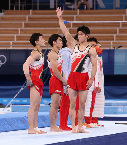 Glimpses of Tokyo Olympics 2020 Day 4