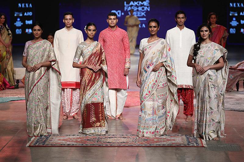 Lakme Fashion Week: Taapsee Pannu walks the ramp